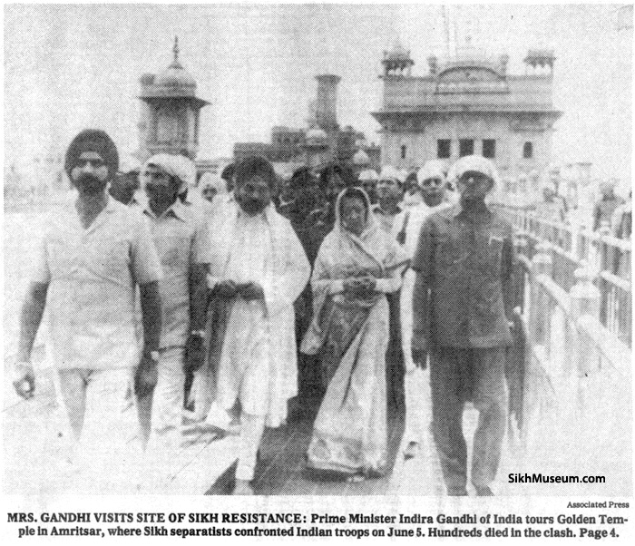 attack on golden temple