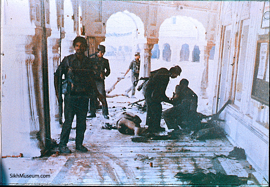 Sikh Wallpapers Operation Blue Star 19...