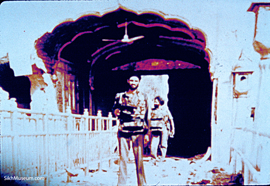 operation bluestar During the first week of june, sikhs around the world commemorate a recent historical event: operation bluestar of 1984, a government-sanctioned military.