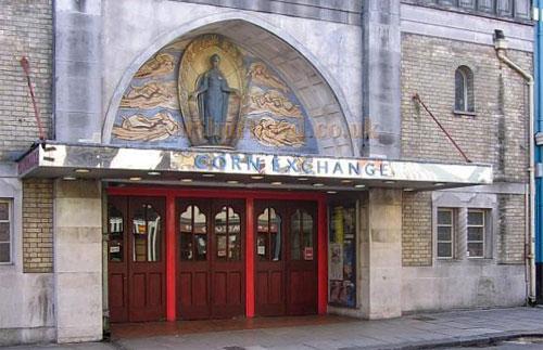 Brighton Corn Exchange Brighton Dome Hospital World War I