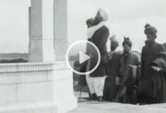 Chattri Memorial | Indian & Sikh Soldiers World War I
