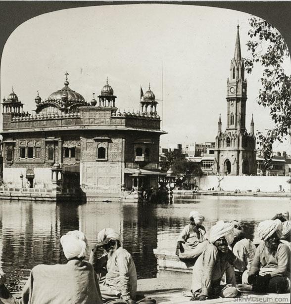 Darbar Sahib Golden Temple Harmandir Amritsar Sikh Museum